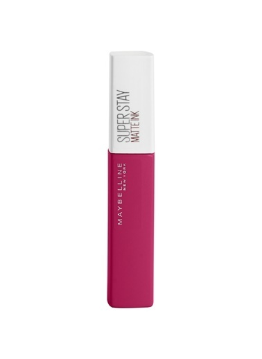 Maybelline Maybelline New York Super Stay Matte Ink City Edition Likit Mat Ruj - 120 Artist Fuşya